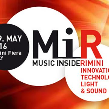 Evento MIR, Music Inside Rimini - main