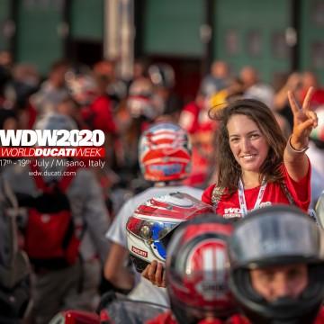 World Ducati week 2020 - main